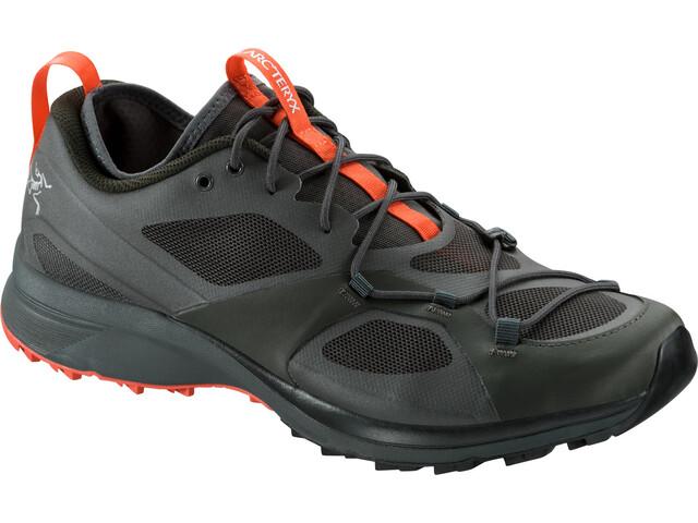 Arc'teryx Norvan VT Shoes Herr titan/maple